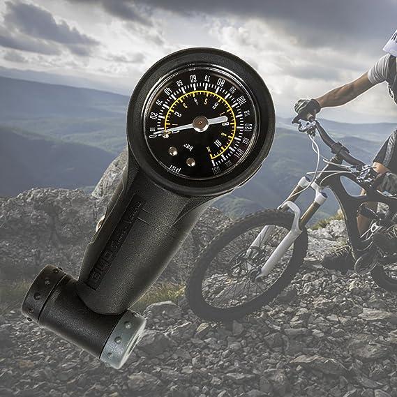 Calibrador de presión Favourall Giyo GG-05, para neumáticos de ...