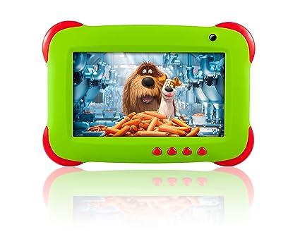 Amazon In Buy Fusion5 7 Ergonomic Designed Kids Tablet Pc Quad