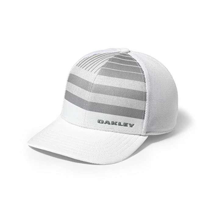 Oakley para hombre Silicon corteza Trucker 4.0 Flexfit equipado ...