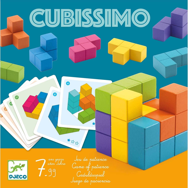 DJECO- Juegos de acción y reflejosJuegos educativosDJECOJuego Cubissimo, Multicolor (15): Amazon.es: Juguetes y juegos