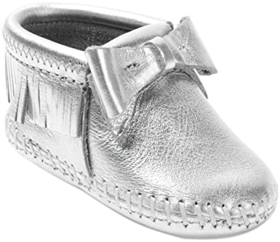 Amazon.com  Minnetonka Kids Womens Rosie Bootie (Infant Toddler)  Shoes 96ee5555a