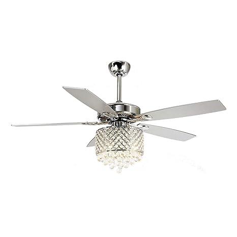 Parrot Uncle - Ventilador de techo con mando a distancia (52 ...