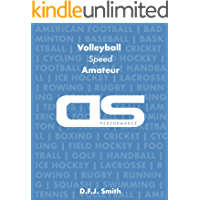 DS Performance - Strength & Conditioning Training Program for Volleyball, Speed, Amateur