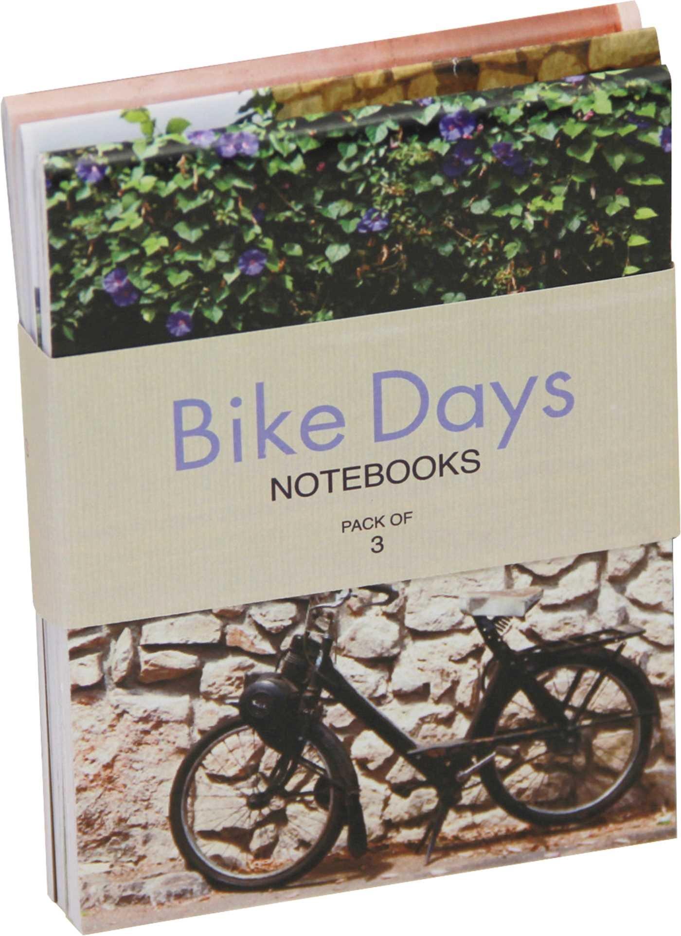 Download Bike Days Flip-top Mini Notebooks pdf