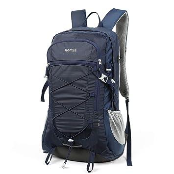 metà fuori 3afec 86a37 HOMIEE Zaino da Trekking 45 Litri, Resistente all'Acqua, Zaino da  Escursione per Trekking Alpinismo, Multifunzione Zaino da Campeggio per  Sport ...