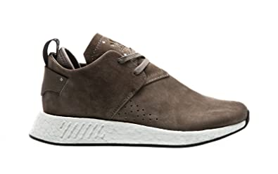 adidas nmd c2 by9913 wildleder sand größe 13 fashion sneakers
