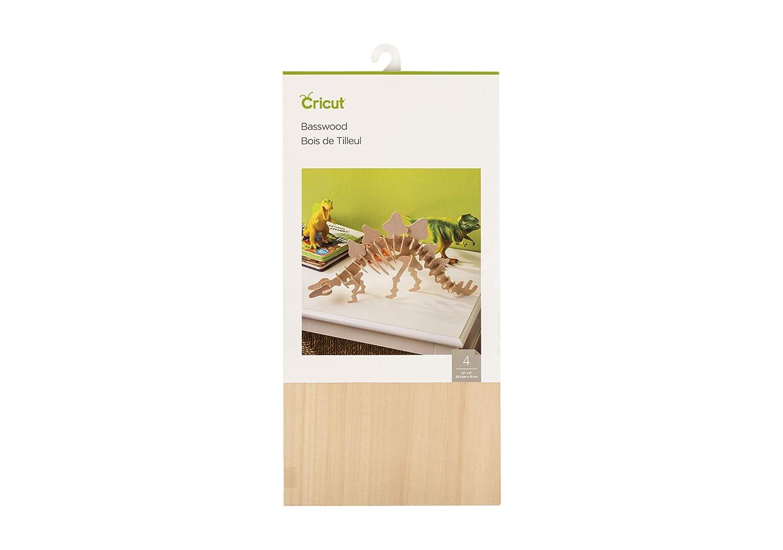 Cricut 2006255 6X12 Basswood Natural 4