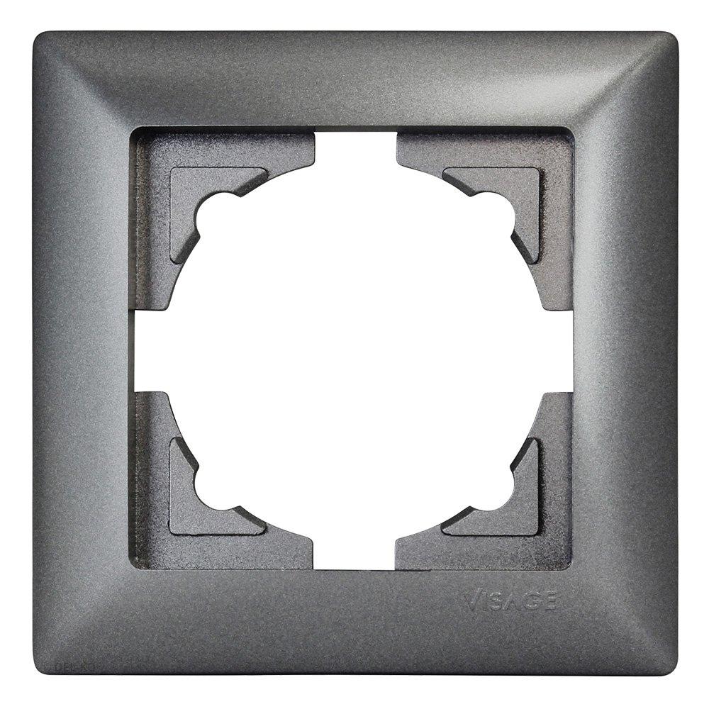 Gunsan Visage 1-fach Rahmen für 1 Steckdose Schalter Dimmer ...