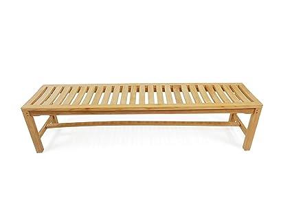 Sensational Amazon Com Windsors Genuine Grade A Teak 72 Oxford Lamtechconsult Wood Chair Design Ideas Lamtechconsultcom