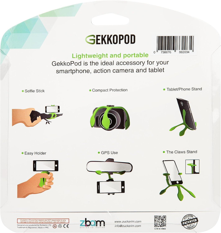 Gekko Pod para teléfonos inteligentes – negro: Amazon.es: Electrónica
