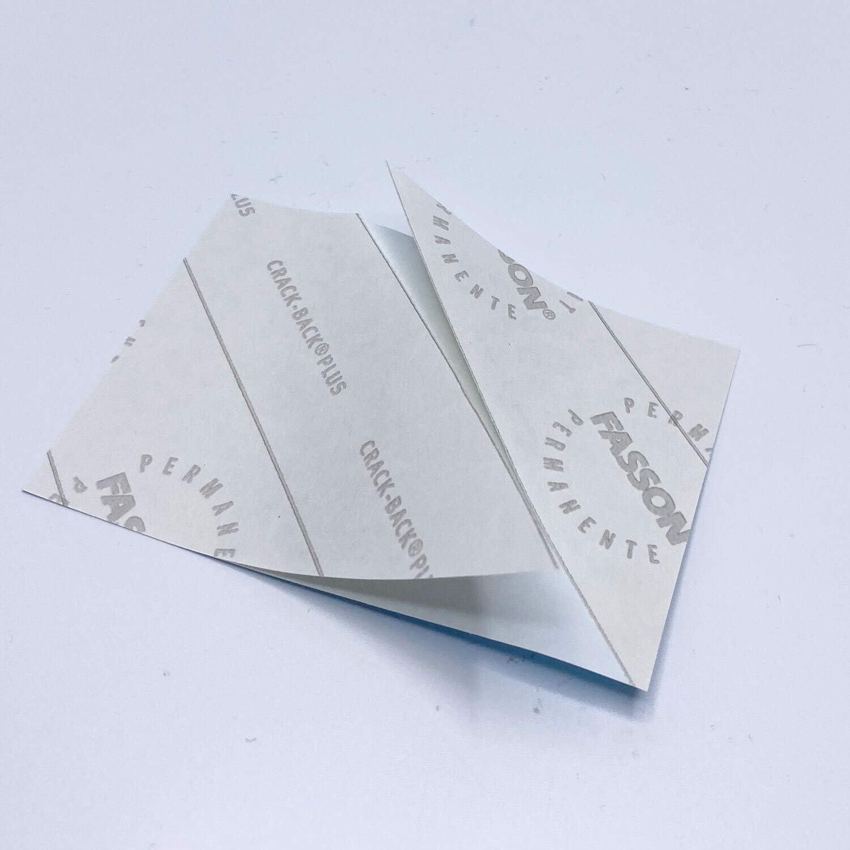 150 etichette blu I 10 x 7 cm grandi I etichette in carta da scrivere I universal I dv/_682