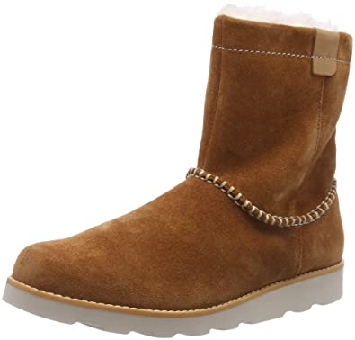 56f63de3 Clarks Girls' Crown Piper Slouch Boots: Amazon.co.uk: Shoes & Bags