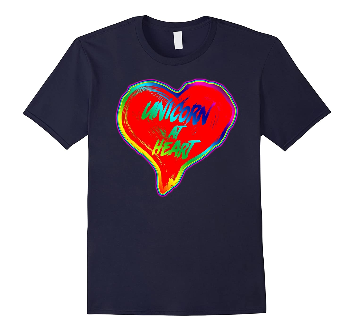 Limited Edition UNICORN AT HEART Epic Unicorn T-shirt-CD