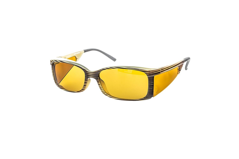 ESCHENBACH(エッシェンバッハ) エッシェンバッハ ウェルネスプロテクト 遮光眼鏡 ライトブラウン小No1663-165   B00FGYCU4Y
