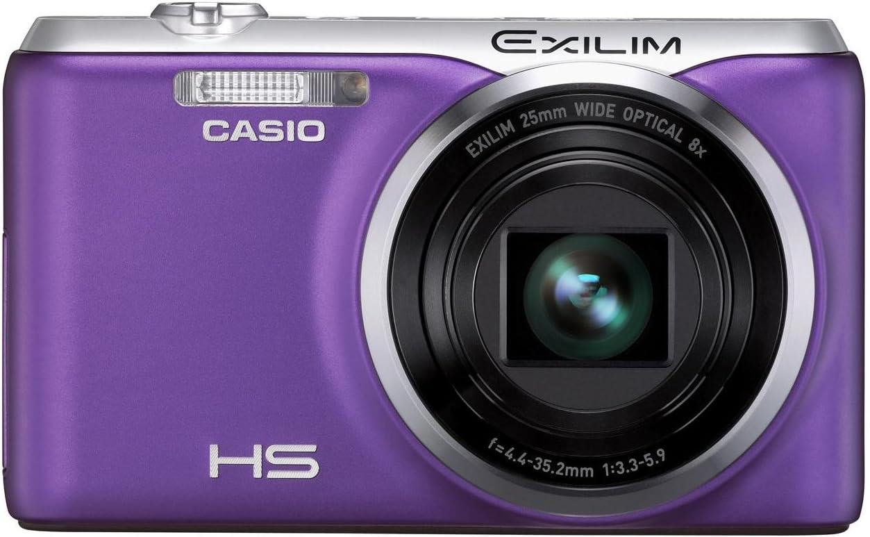 Casio EXILIM High Speed EX-ZR20: Amazon.es: Electrónica
