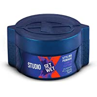 Set Wet Studio X Styling Pomade For Men - Shine & Texture 70 gm