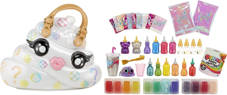 Poopsie Slime Surprise Kit de baba sorpresa y estuche con 35 sorpresas