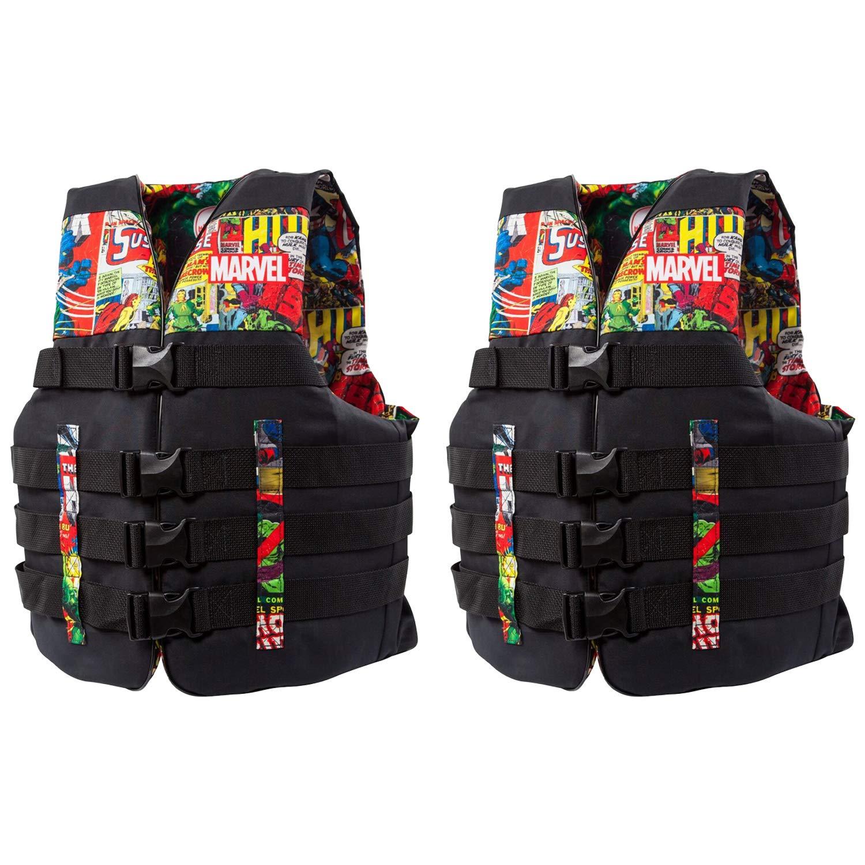 【海外 正規品】 Body Glove Marvel B07J43PHFC メソッドナイロン大人用ライフジャケットベスト Glove XXL/XXXL 2 2 B07J43PHFC, パーツセンター:4815c42b --- a0267596.xsph.ru