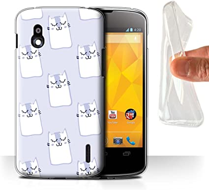 Stuff4® Phone Case/Cover/Skin/GG-gc/Blue Fashion Collection Gatti ...