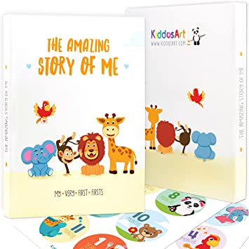amazon com limited promo the amazing baby memory book by