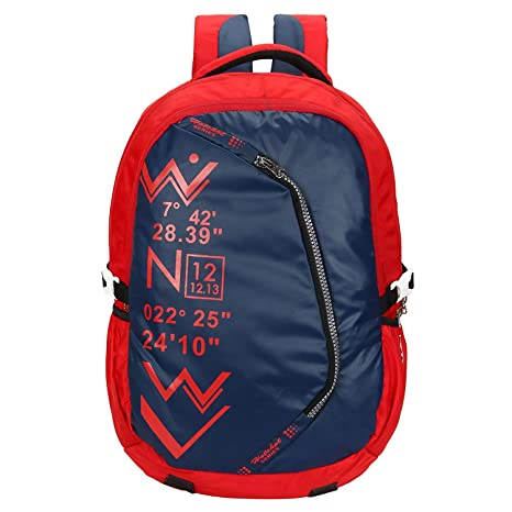 e41573bc8f71 HOT SHOT quot  Hero quot  Unisex 15.6-inch 30 L Waterproof Laptop Backpack  with Cushioned