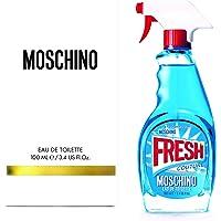 Fresh Couture by Moschino - perfumes for women -  Eau de Toilette, 100ml