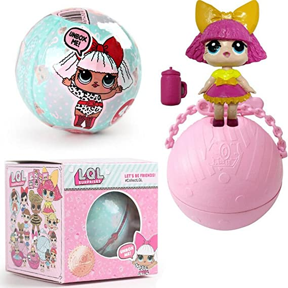 Happy Event mejor regalo Ball Lil Hermana sorpresa, sorpresa de LOL muñeca Littles – Serie: Amazon.es: Bebé