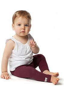Tea Collection Girls Sparkle Stripe Baby Leggings