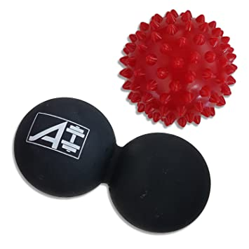 Peanut Ball Massage Ball For Trigger Point Therapy And Myofascial