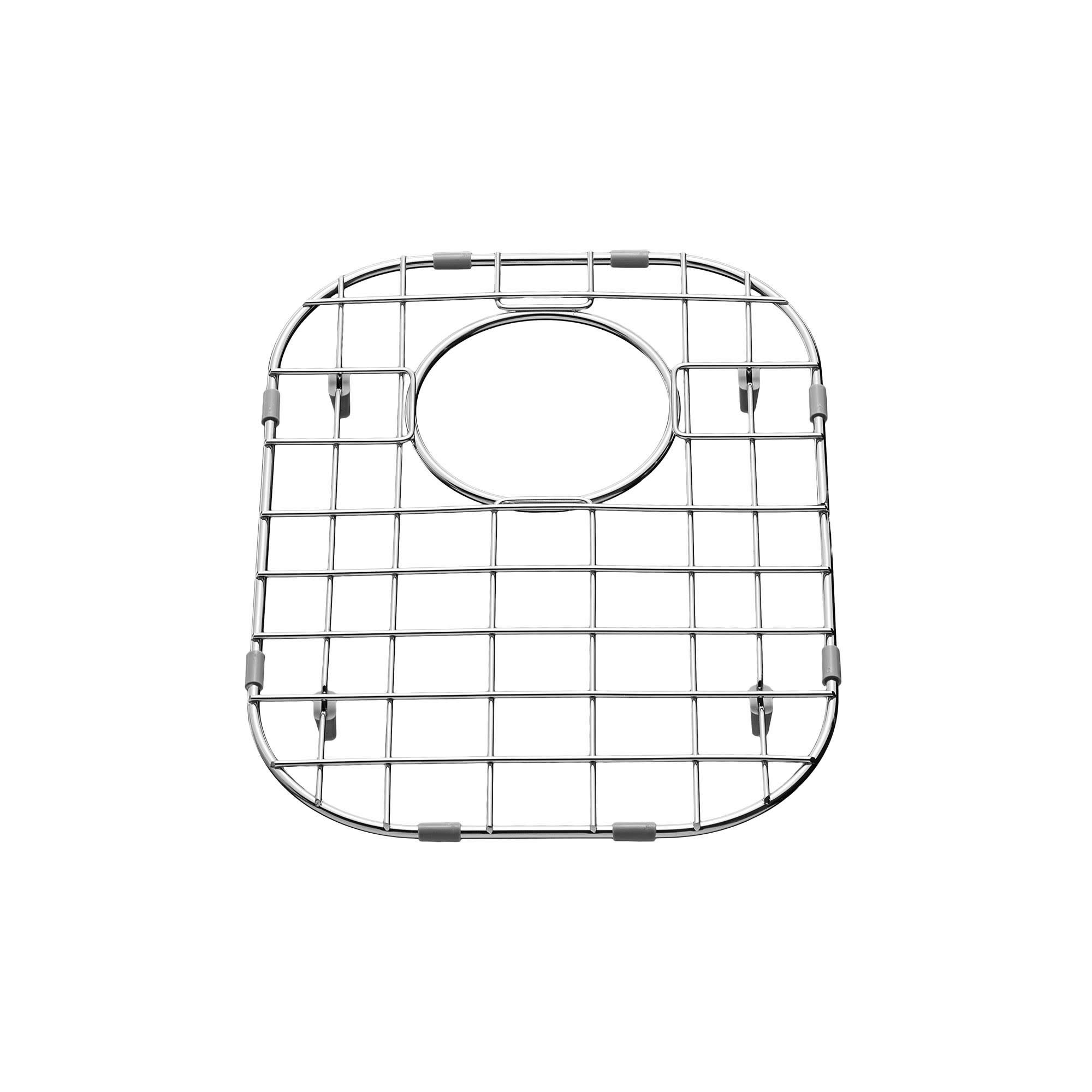 American Standard 8446.312000S.075 Portsmouth 60/40 Double Grid-Right Bowl, Stainless Steel
