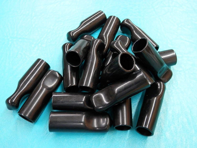 Winco etc Posipour Models Bartender Gear 12 Measured and Plastic Bar Liquor Pour Spout Dust Caps Flow Control /& Syrup Pourer Anti Bug Cover Compatible with Precision Co-Rect