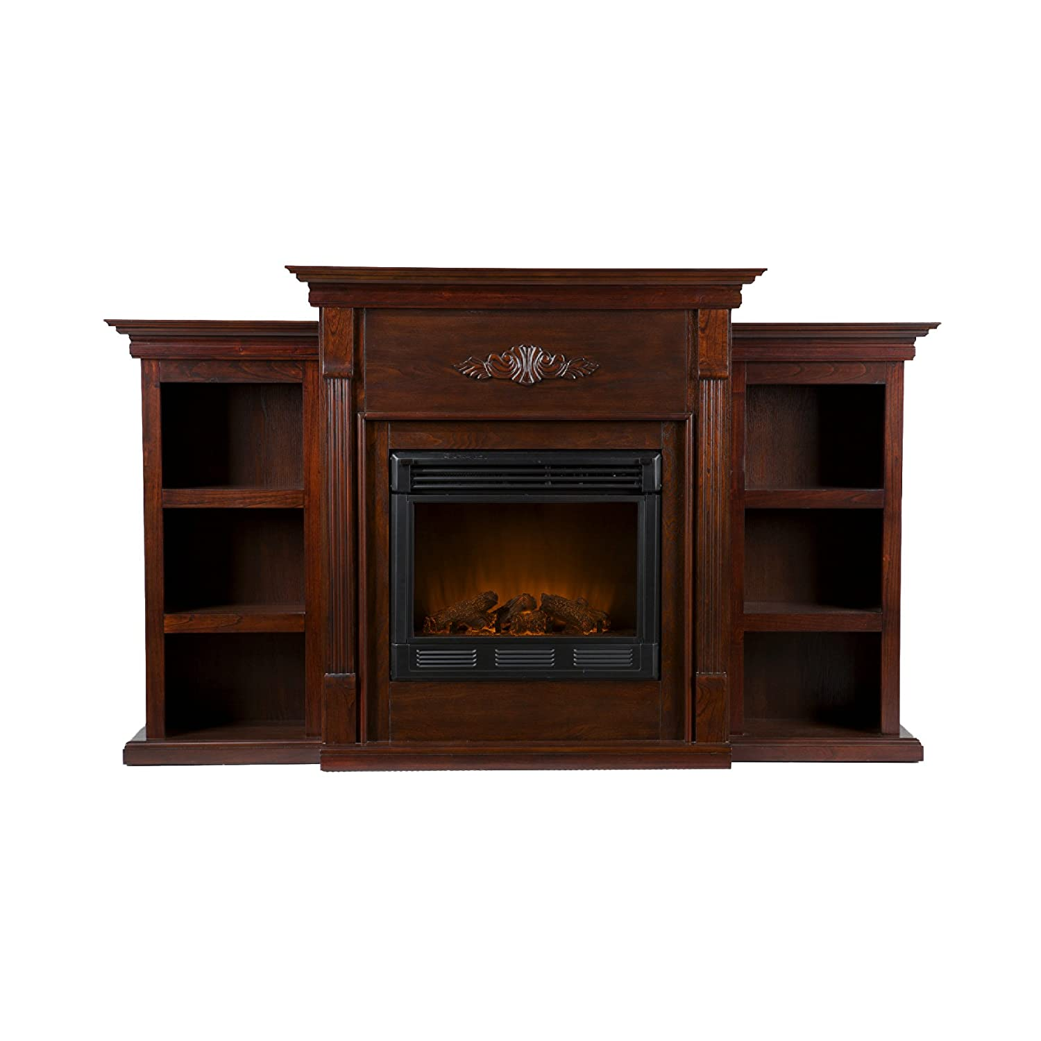 added between flossy black painted living inspiration white bookcase mantel firepla room shelves fireplace midcentury floating in designs as decoration cabinet built fabulous color styles artworks wooden with