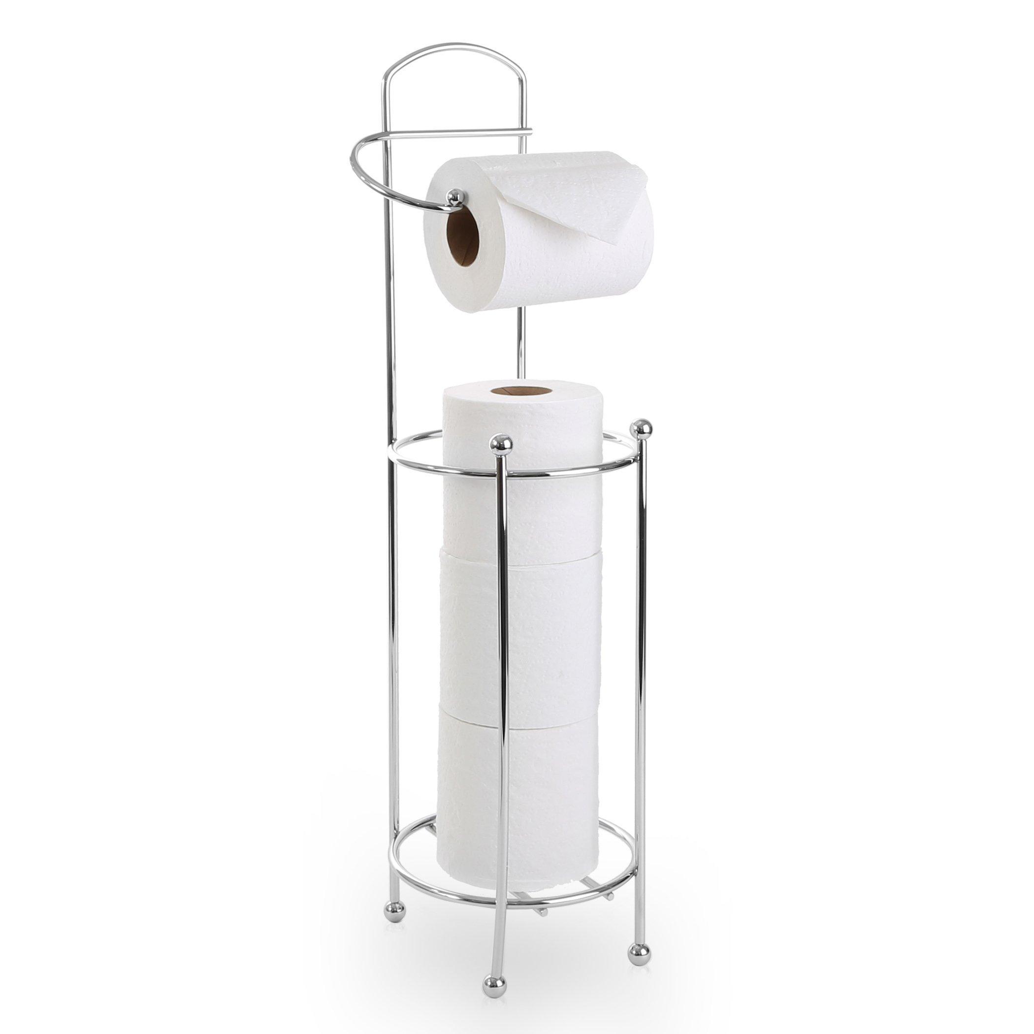 BINO 'Galaxy' Free Standing Toilet Paper Holder