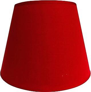 Lampenschirm//Tischleuchte//Stehlampe//Grau//Stern//Stoff Gro/ß E14