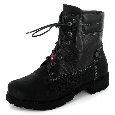 Think Stiefelette Bracca, Farbe: schwarz: : Schuhe