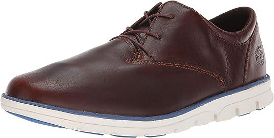 TALLA 40 EU. Timberland Bradstreet Plain Toe Sensorflex, Zapatos de Cordones Oxford para Hombre
