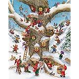 Elf Magic Advent Calendar (Countdown to Christmas)