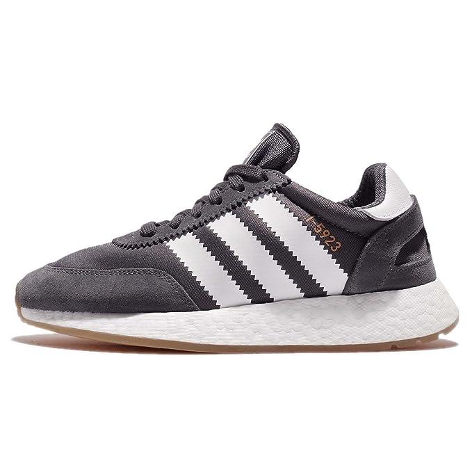 adidas Damen I-5923 W Fitnessschuhe Grau (Gricin/Ftwbla/Gum3 000) 36 2/3 EU