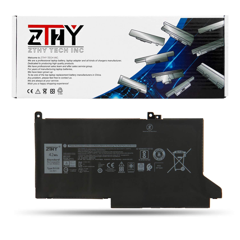 Bateria Dj1j0 42wh 3 Celdas Para Dell Latitude 12 7280 7290 E7280 E7290 13 7380 7390 E7380 E7390 14 7480 7490 E7480 E749