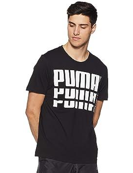 5bccea42d Puma Rebel Bold Basic T-Shirt