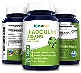 Jiaogulan 4100mg Per Caps 200 Veggie Capsule