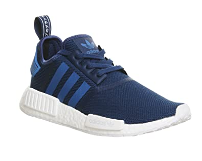 brand new 899bb 13067 adidas Originals NMD_R1 Mens Trainers Sneakers Shoes