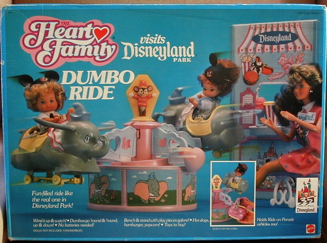 Disneyland Park Dumbo Ride Hard to Find Collectors Item See Shipping Details.