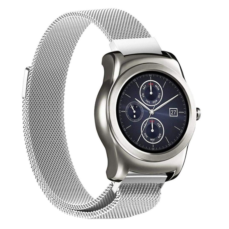Amazon.com : For LG Watch Urbane W150 Band, Milanese ...