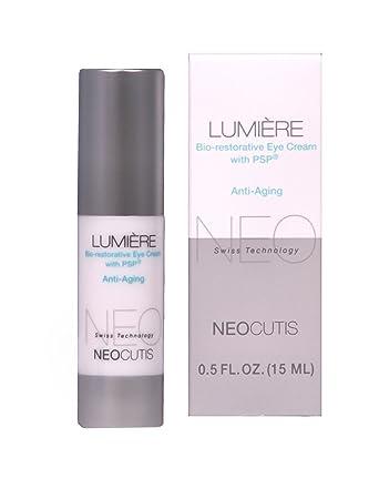 Lumiere bio restorative eye cream reviews