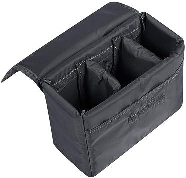 Amazon Com S Zone Water Resistant Dslr Slr Camera Insert Bag Inner Case Bag Medium Electronics