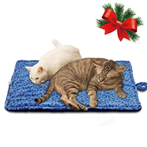 MARUNDA Thermal Cat Mat, Self Heating Cat Pad.