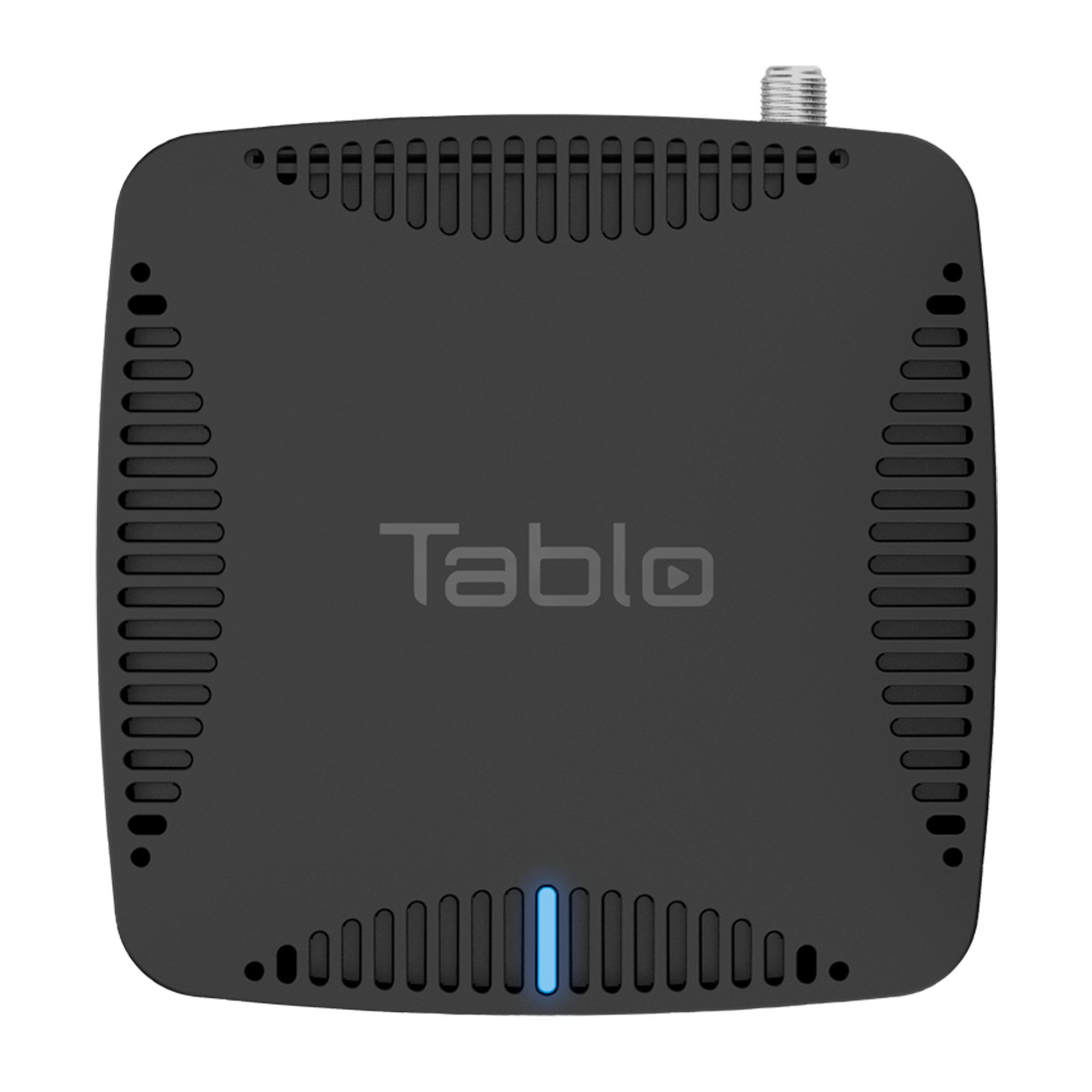 Tablo Dual LITE OTA DVR for Cord Cutters - with WiFi & Automatic Commercial Skip by Tablo