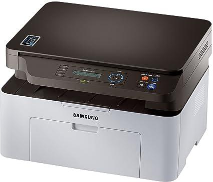 Samsung SL-M2070W - Impresora multifunción láser (20 ppm, 600 MHz ...