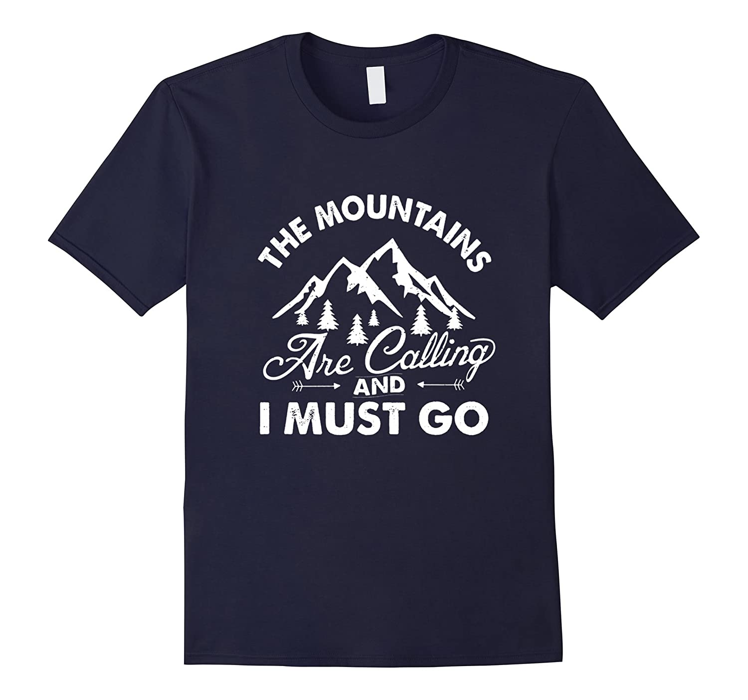Mountains are calling I Must Go - The Mountains-RT